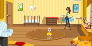 Hra - Super chůva