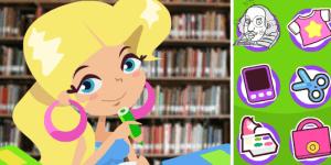 Hra - Nuda v knihovně