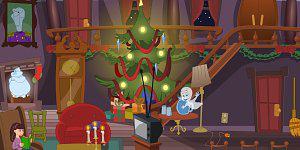 Hra - Casper's Haunted Christmas