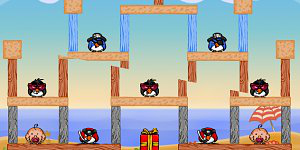 Hra - Penguin Slice 2