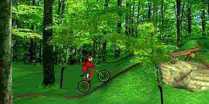 Hra - Mountain Bike
