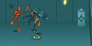 Hra - Tribot Fighter