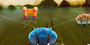 Hra - 3D Motorboat