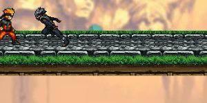 Hra - Naruto NG