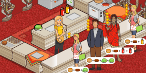 Hra - Burger Restaurant 3