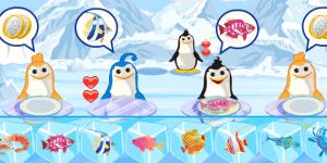 Hra - Penguin Food Club