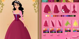 Hra - Disney princezny