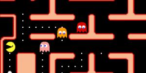 Hra - Ms. Pacman