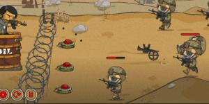 Hra - Gulf Defense