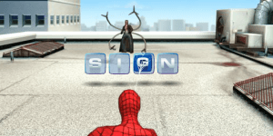Hra - Spiderman 2 Web of Words
