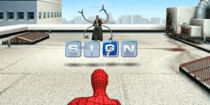 Hra - Spiderman 2 Web of Words
