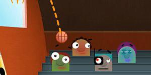 Hra - Top Basketball