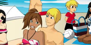 Hra - Kisses At The Beach