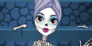 Hra - Skelita Calaveras Boney Makeover