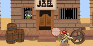 Hra - Squirt Gun Bandits