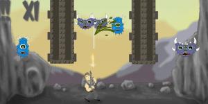 Hra - Monsters Rampage