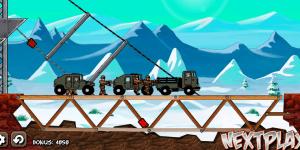 Hra - Dead Convoy