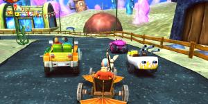 Hra - Racers Revolution