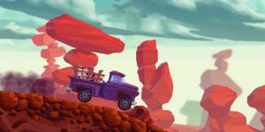Hra - Smuggle Truck