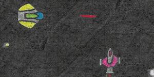 Hra - Notebook Space Wars