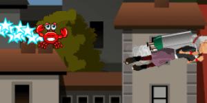 Hra - Angry Gran Toss