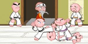 Hra - Kick Head