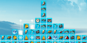 Hra - Antarctic Expedition Mahjong