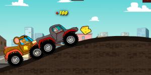 Hra - Toms Truck Wars