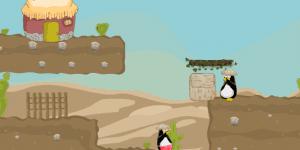 Hra - Penguin Wars 2