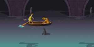 Hra - Scoobyho dobrodružství 7