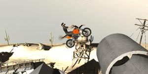Hra - Dirt Bike 3D