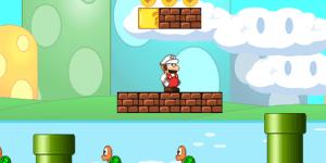 Hra - Mario Mushroom Adventure 2