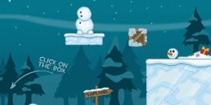 Hra - Frostys Adventure