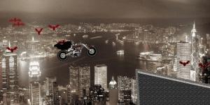 Hra - Batman The Knight Rider