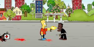 Hra - The Simpson Underworld