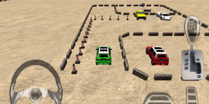 Hra - Vehicles Parking
