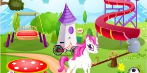Hra - Cute Pony Care