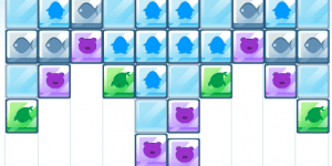 Hra - Penguin Cubes
