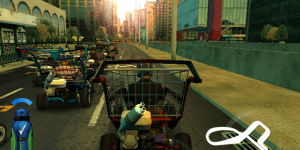 Hra - Rexona X Race