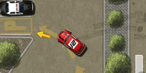 Hra - Parking Super Skills