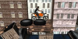 Hra - Dirt Bike 3D Stunt City