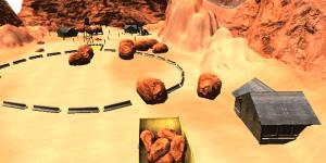 Hra - Park It 3D Dump Truck
