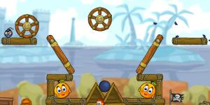Hra - Cover Orange Journey Pirates