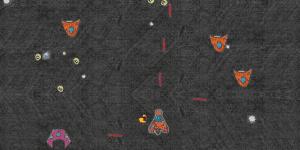 Hra - Notebook Space Wars 2