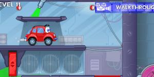 Hra - Wheely 3
