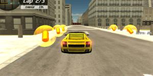 Hra - Street Racing 2