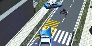 Hra - Park It 3D Police Parking