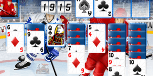 Hra - Hockey Solitaire