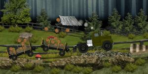 Hra - Barrel Truck