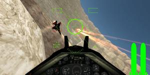 Hra - Orange Jet Fighter